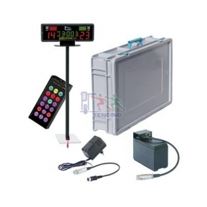 FIE 3-Weapon scoring machine KIT(box,battery,charger,table st.)