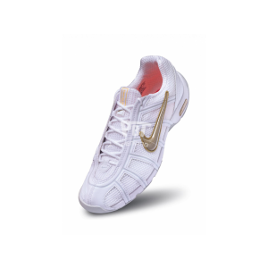 Fencing Shoes Nike Air Zoom Fencer WHITE-GOLD limited edition