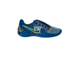 Fencing Shoes Nike Ballestra 2 BLUE-GREEN